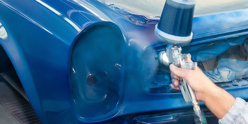 Best Paint Spray Gun for Cars